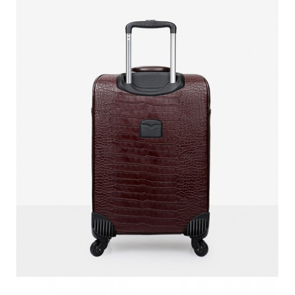 16 - 24 inch men carry on travel trolley bag Business hand luggage on wheel