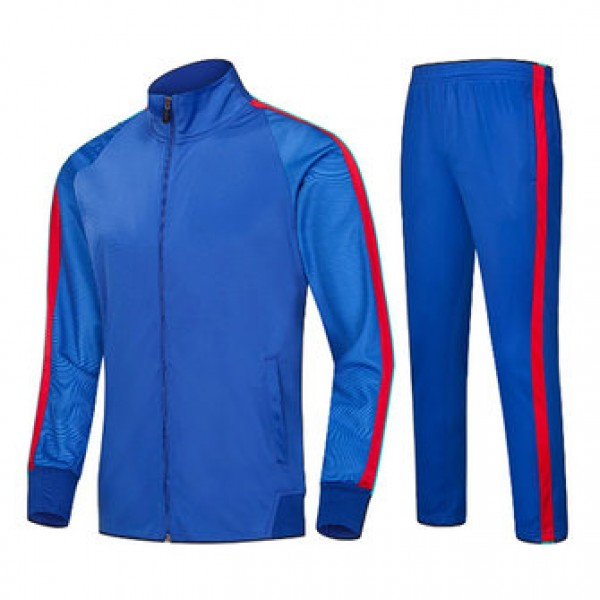 Outdoors Sports Suit Mens Breathable Casual Stitch...