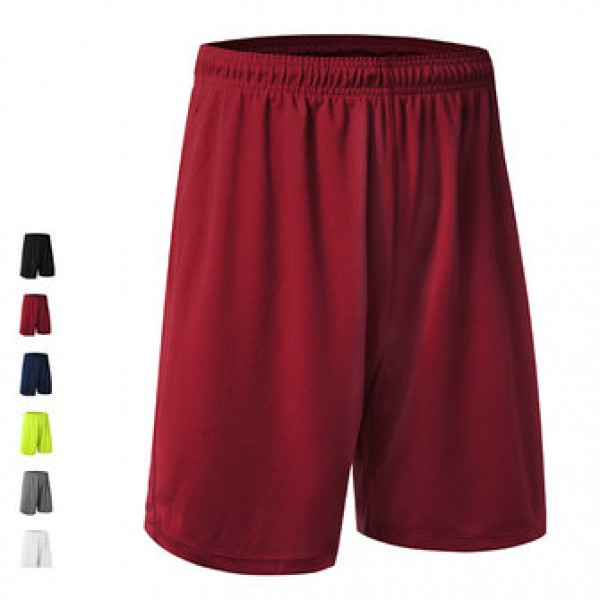 Loose Breathable Running Basketball Shorts Quick D...