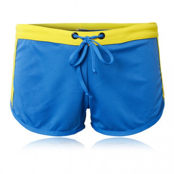 Summer Mens Equarea Quick Dry Sports Shorts Build In U Convex Pouch Swimming Trunks With Drawstring