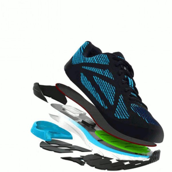 90 Men Sports Shoes Point Ultra Smart Intel Curie ...
