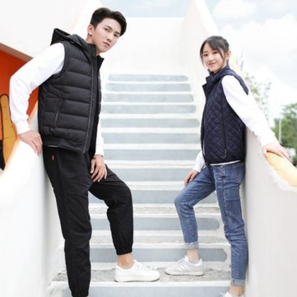 PMA Cotton Vest From Xiaomi Youpin Graphene Intelligent Heating Electric USB