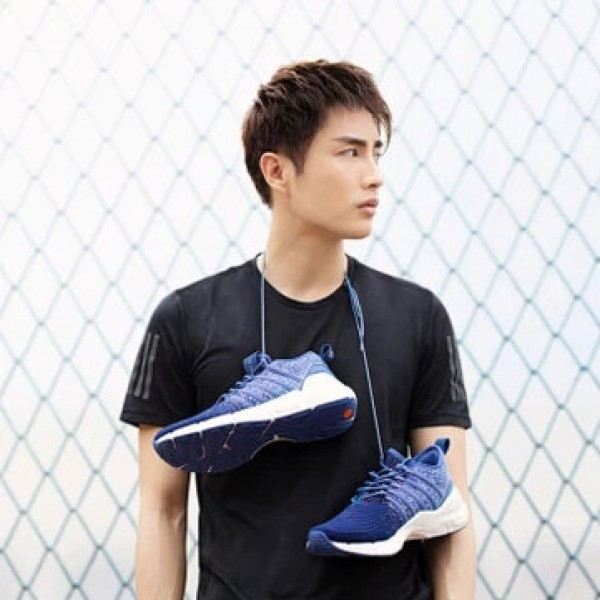 FREETIE Men Lightweight Breathe Freely Cloud Running Shoes Sport Shoes Sneakers from xiaomi youpin