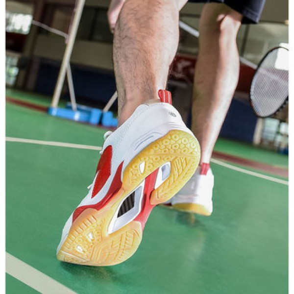 HYBER Men Sneakers Badminton Shoes Non-slip Breathable Utralight Sports Running Shoes From Xiaomi Youpin