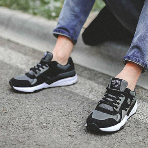 FREETIE 90 Sneakers Cushioning Breathable Running Shoes Shock-absorbing Sole For Men From Xiaomi Youpin