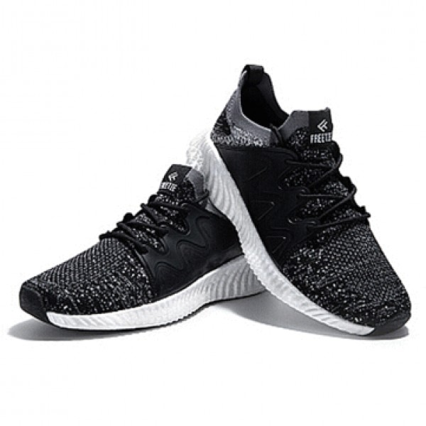 FREETIE EPTU High Elastic Shock Absorption Men Sneakers From Xiaomi Youpin Non-slip Wear Resistant Sports Running Shoes