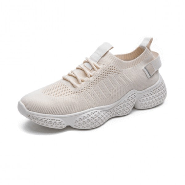 MAISHI Fly Knit Breathable Men Sneakers Shock Abso...