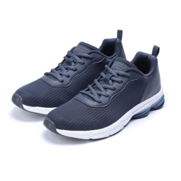 YUNCOO Shock Absorption Rubber Sports Running Shoes High Elastic Breathable Men Sneakers from xiaomi...