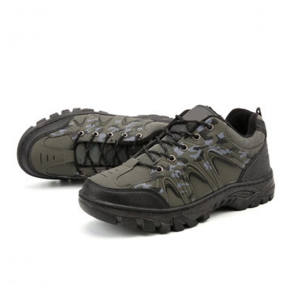 Outdoor Men Shoes Breathable Windproof Climbing Wa...