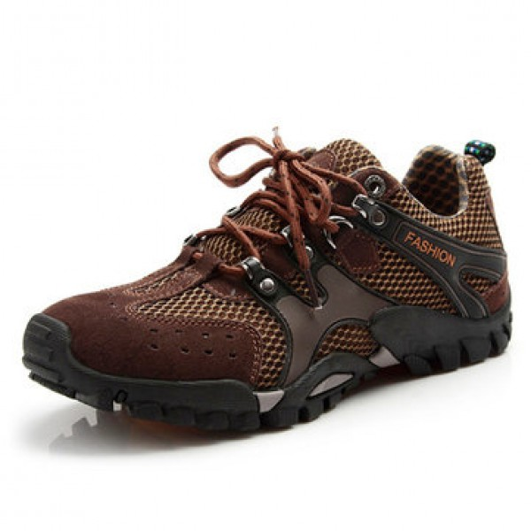 Gracosy Hiking Shoes Non-Slip Breathable Wearable ...