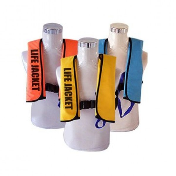 Life Jacket 5S Automatic Inflation Foldable Lasts ...