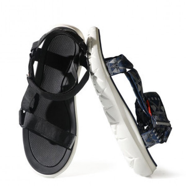 FREETIE Summer Men Multiple Adjustable EVA Sole Breathable Casual Beach Shoes Sandals From Xiaomi Youpin