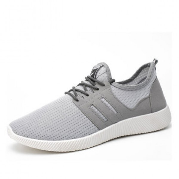 Men Fashion Outdoor Light Mesh Breathable Casual S...