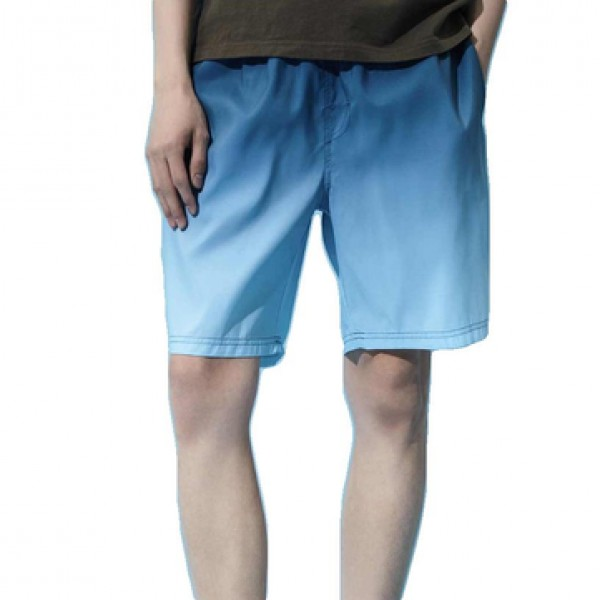 Men Shorts Breathable Flexible Quick-Drying Ultra-...