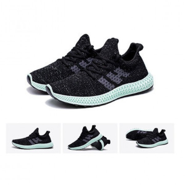 TENGOO Fly-A1 Men Sneakers Ultralight Soft Breathable Bouncy Shock Absorption Sports Running Shoes
