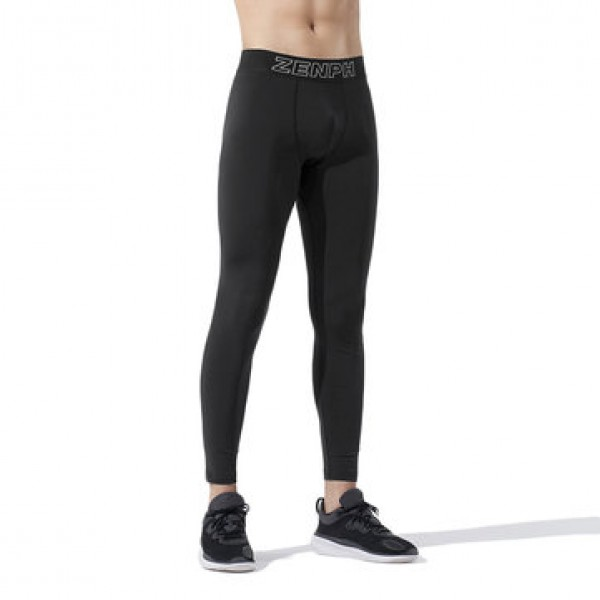 Zenph Men Tight Under Skin Sports Pants Fitness  Yoga Gym Stretch Trousers Jogging Pants From Xiaomi...