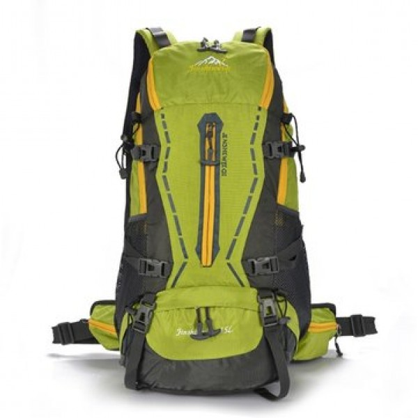 45L Tactical Camping Hiking Traveling Mountaineeri...