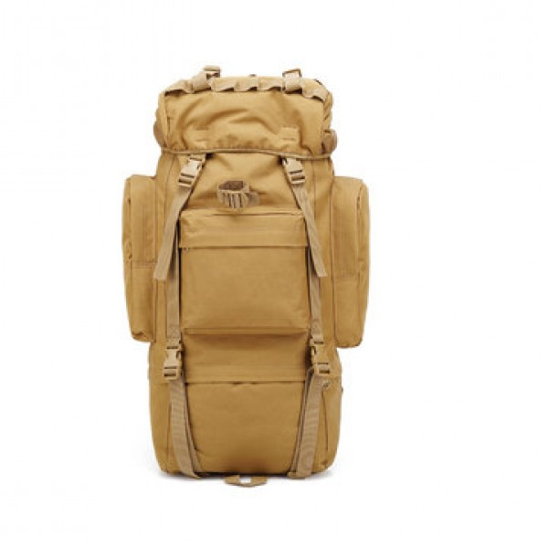 65L Outdoor Tactical Molle Backpack Rucksack Water...