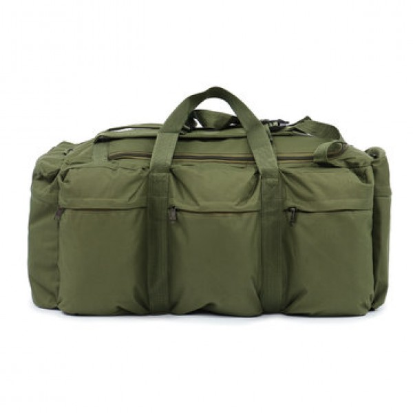 90L Outdoor Travel Large Duffle Luggage Bag Waterp...