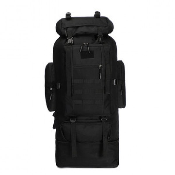 100L Large Capacity Military Tactical Backpack Out...
