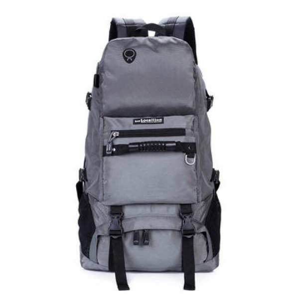 40L Outdoor Tactical Backpack Mountaineering Bag W...