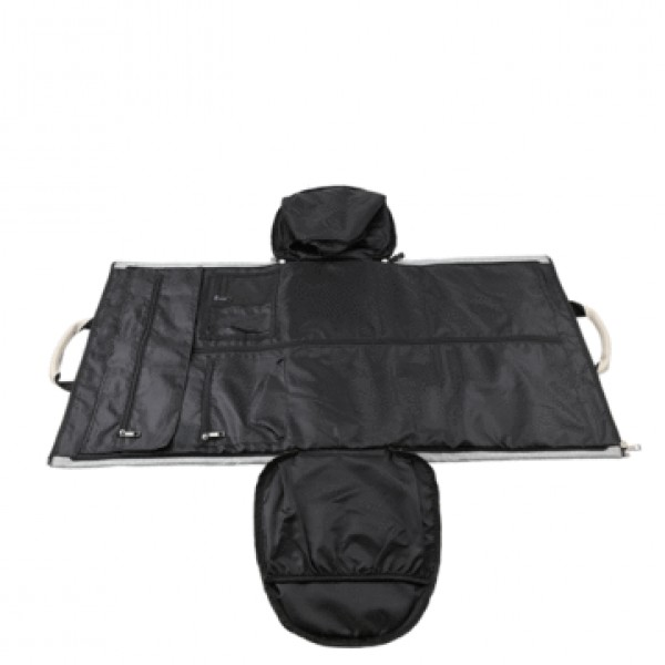 2 In 1 Travel Luggage Bag Portable Suit Jacket Bag...