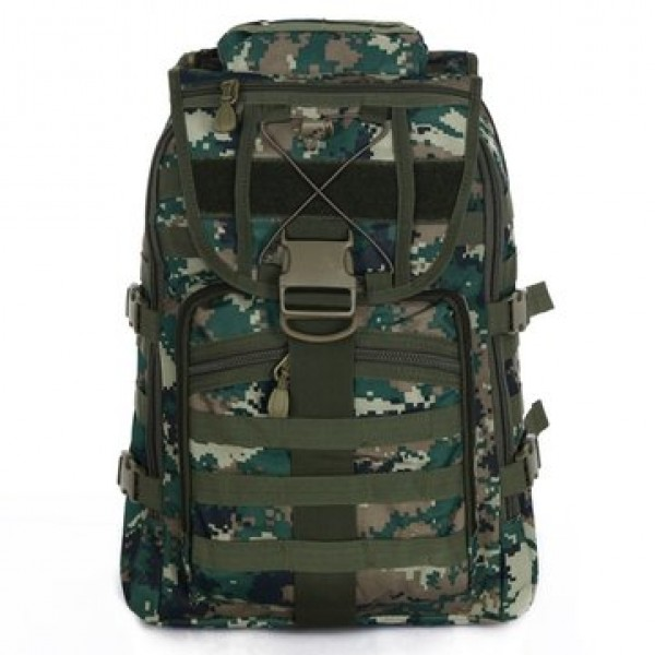 40L Tactical Camping Hiking Traveling Mountaineeri...