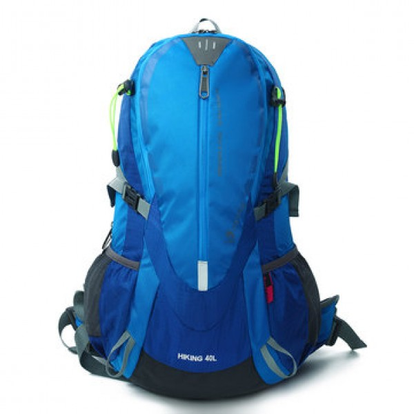 40L Outdoor Camping Hiking Sports Backpack Trekkin...
