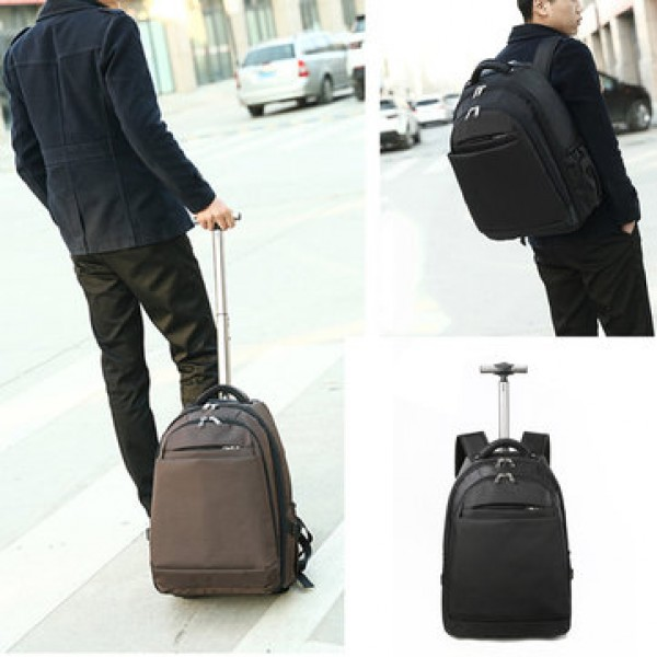 20 inch Wheeled Laptop Trolley Traveling Suitcase ...