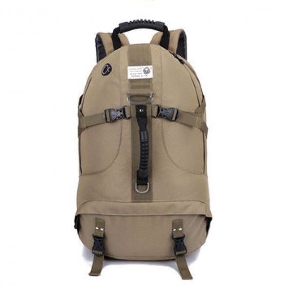 55L Outdoor Travel Backpack Sports Waterproof Nylo...