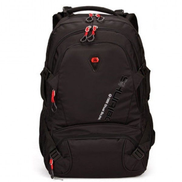 28L Men Large Capacity Outdoor Travel Polyester Ca...